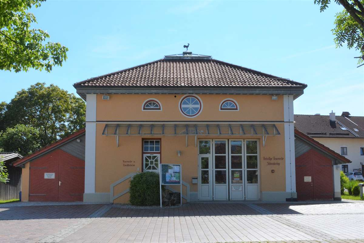 Feuerwehrhaus Schwabering